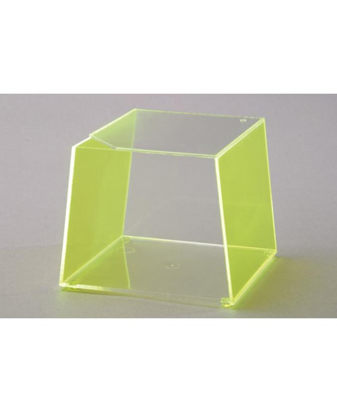Trapezna kocka, volumni model