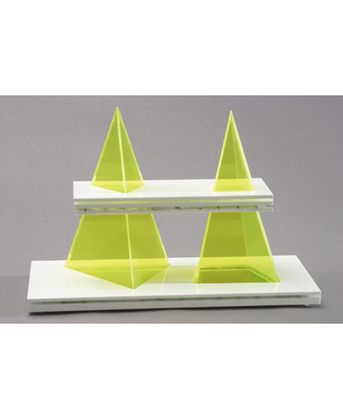 Dokaz o jednakim površinama presjeka piramida