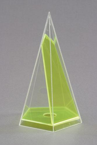 Peterostrana piramida s odvojivim presjekom