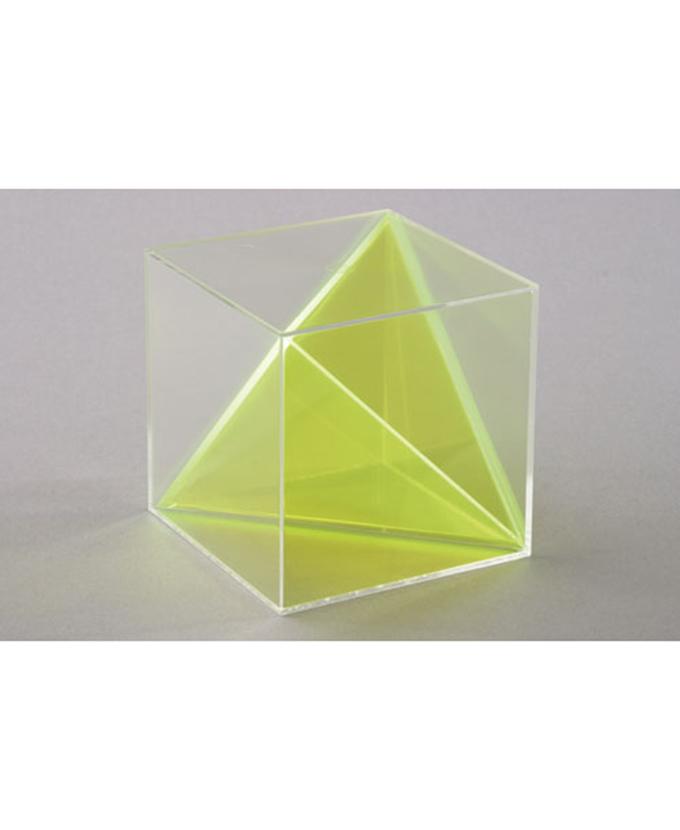 Tetraedar unutar heksaedra