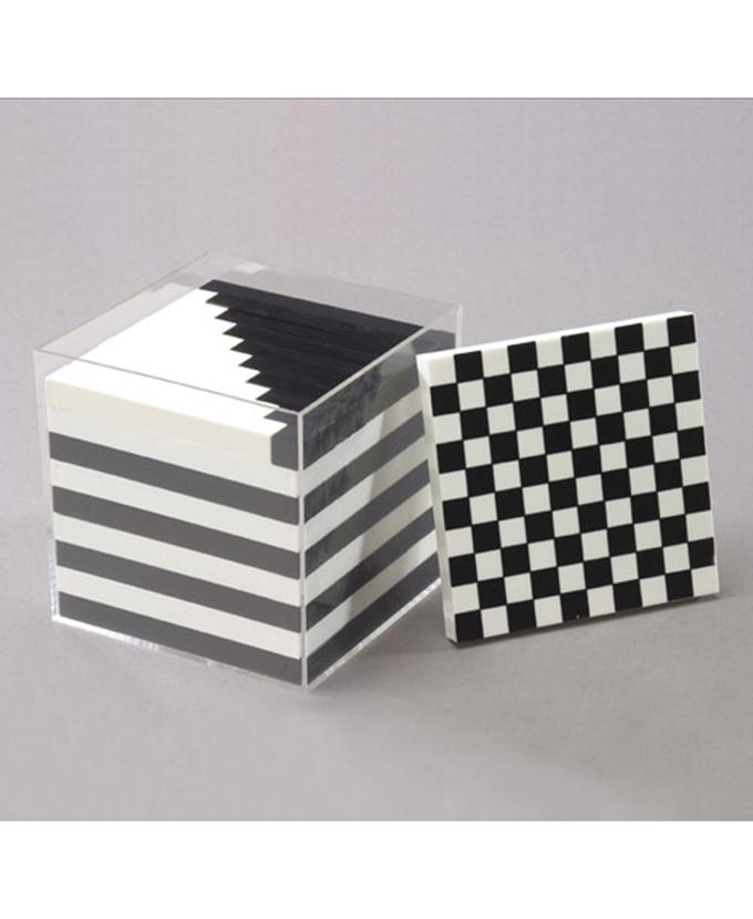 Kocka s kubičnim decimetrima